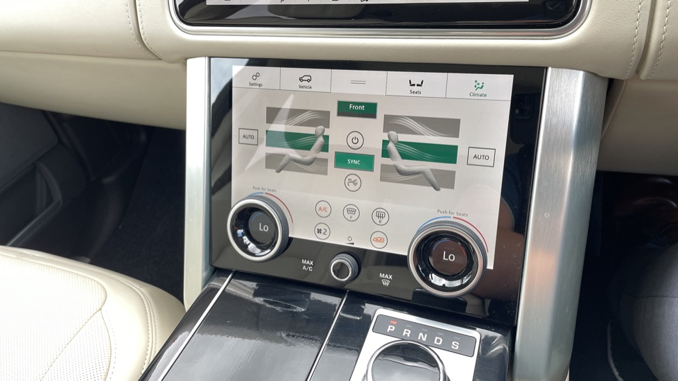 Land Rover Range Rover 3.0 P400 Autobiography LWB 4dr Auto Head-up Display 10 inch Rear Seat Entertainment image 34