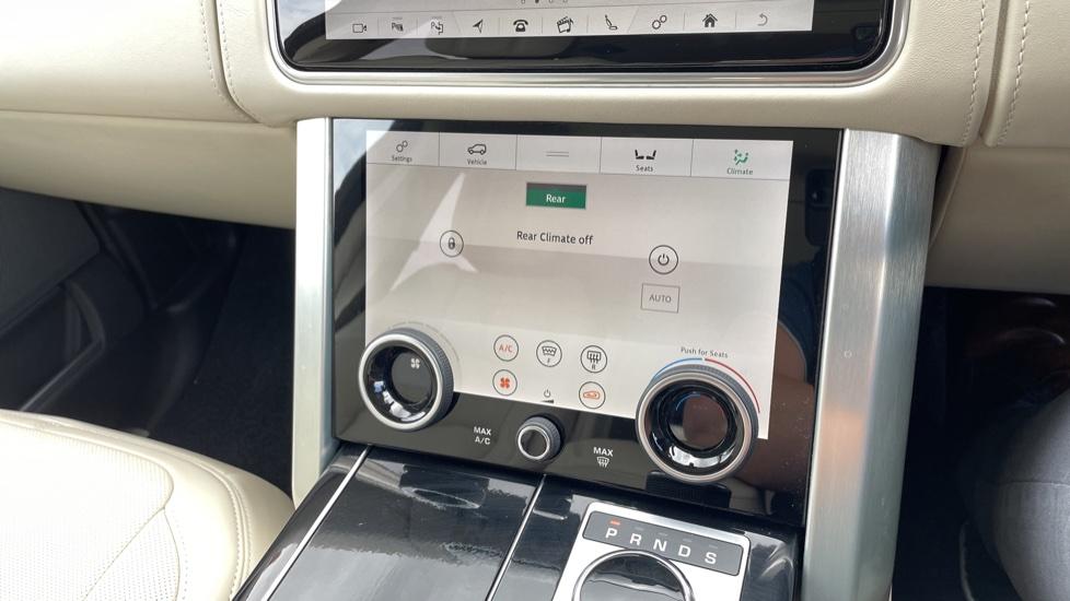 Land Rover Range Rover 3.0 P400 Autobiography LWB 4dr Auto Head-up Display 10 inch Rear Seat Entertainment image 35