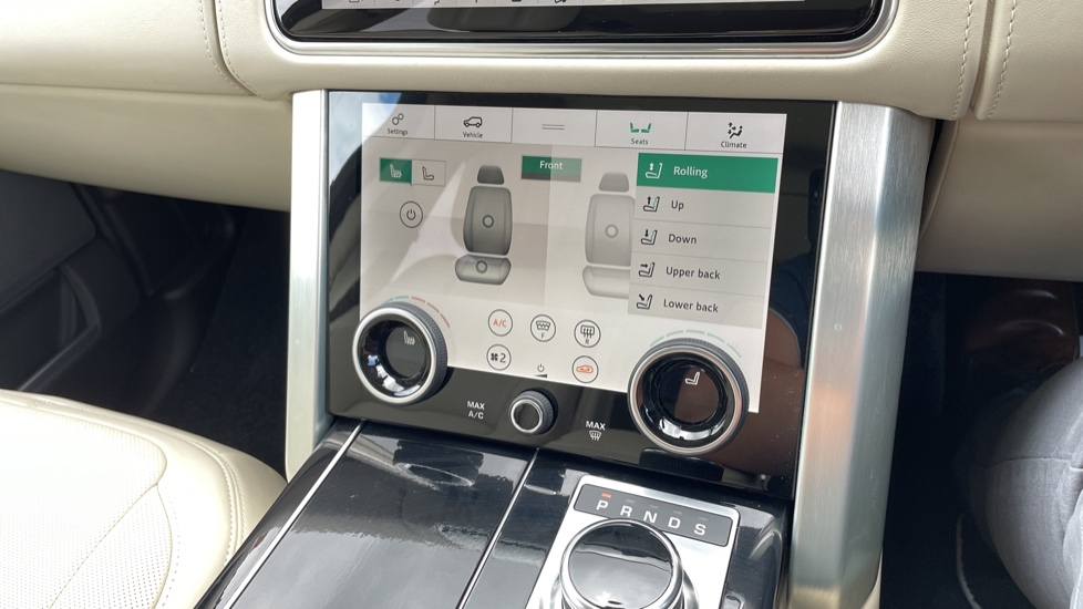 Land Rover Range Rover 3.0 P400 Autobiography LWB 4dr Auto Head-up Display 10 inch Rear Seat Entertainment image 37