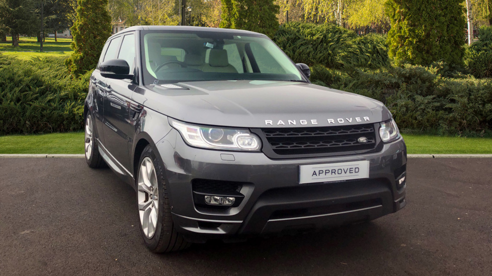 Land Rover Range Rover Sport 5.0 V8 S/C Autobiography Dynamic 5dr Automatic Estate (2015) available from Lamborghini Chelmsford thumbnail image