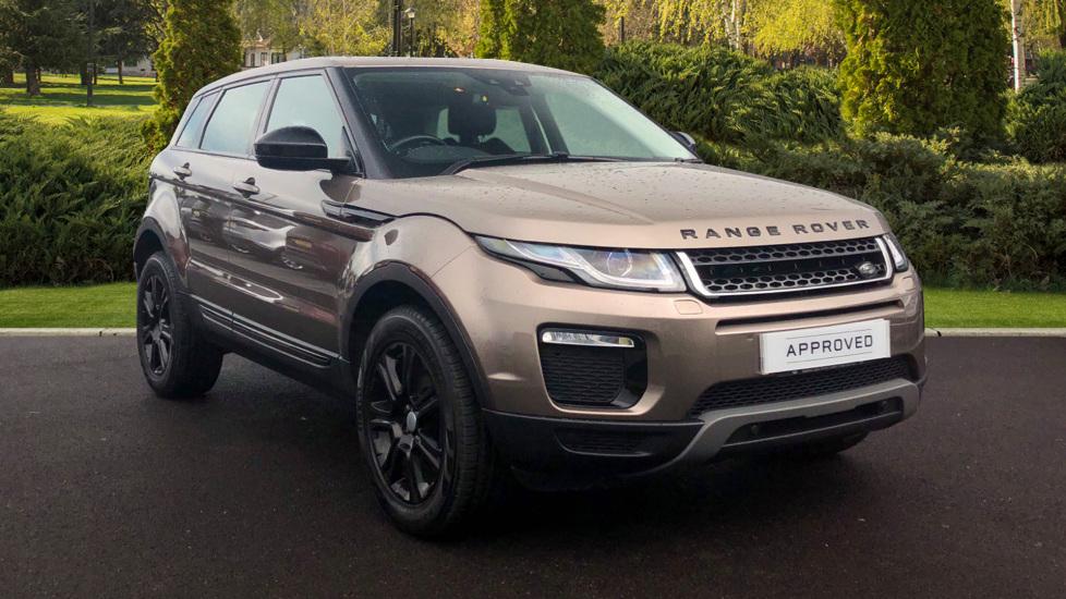 Land Rover Range Rover Evoque 2.0 TD4 SE Tech 5dr Diesel Automatic Hatchback (2016) image