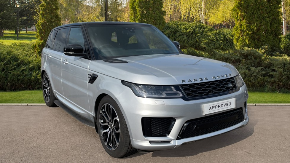 Land Rover Range Rover Sport 3.0 SDV6 HSE Dynamic Sliding panoramic roof Electrically deployable tow bar Diesel Automatic 5 door 4x4