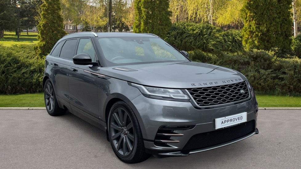 Land Rover Range Rover Velar 3.0 D300 R-Dynamic S 5dr Electrically deployable tow bar, Privacy glass Diesel Automatic 4x4
