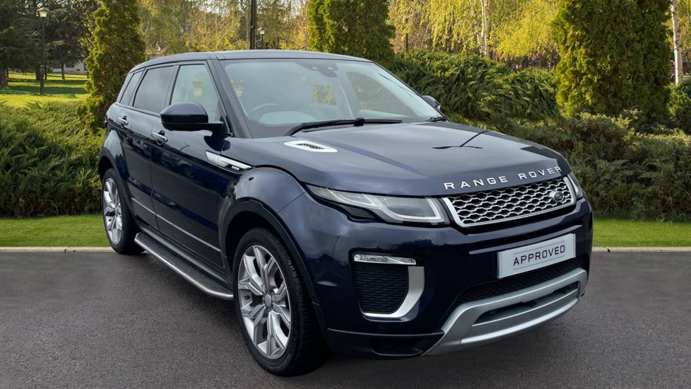 Land Rover Range Rover Evoque 2.0 TD4 Autobiography 360-degree Surround Camera Fixed panoramic roof Diesel Automatic 5 door Hatchback