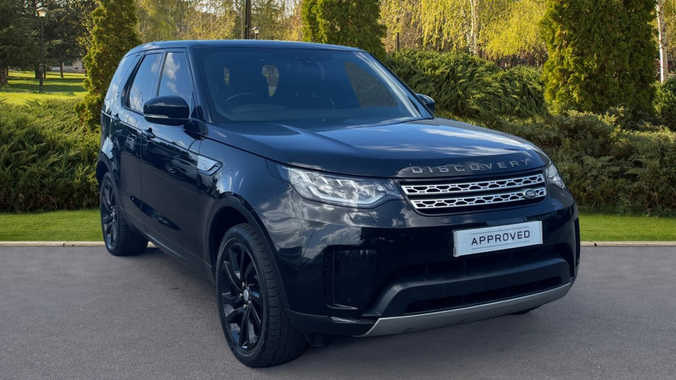 Land Rover Discovery 3.0 TD6 HSE 5dr Diesel Automatic 4x4 (2017)