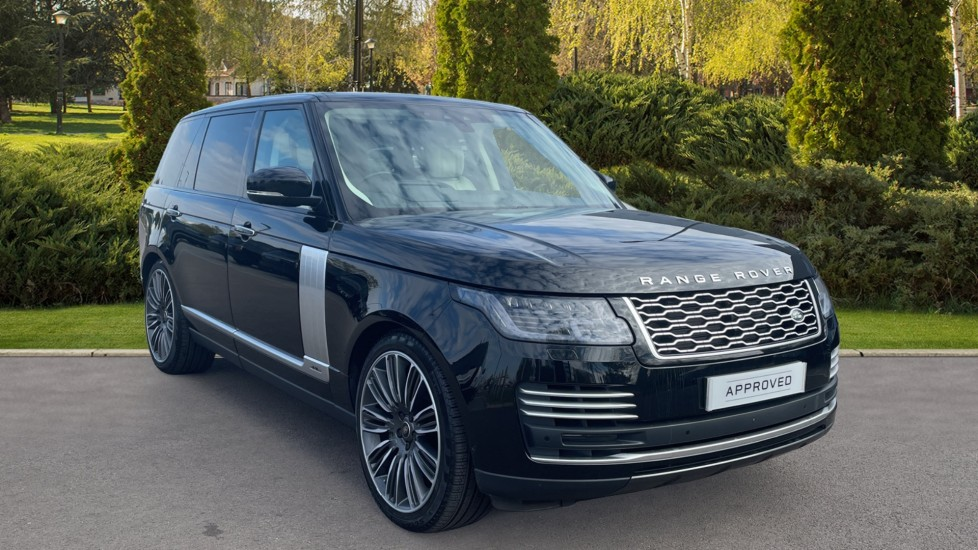 Land Rover Range Rover 5.0 V8 S/C Autobiography LWB 4dr Automatic 5 door 4x4