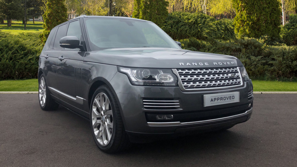 Land Rover Range Rover 4.4 SDV8 Autobiography Diesel Automatic 5 door Estate (2016) image