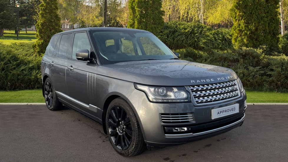 Land Rover Range Rover 3.0 TDV6 Autobiography 4dr Diesel Automatic 5 door Estate