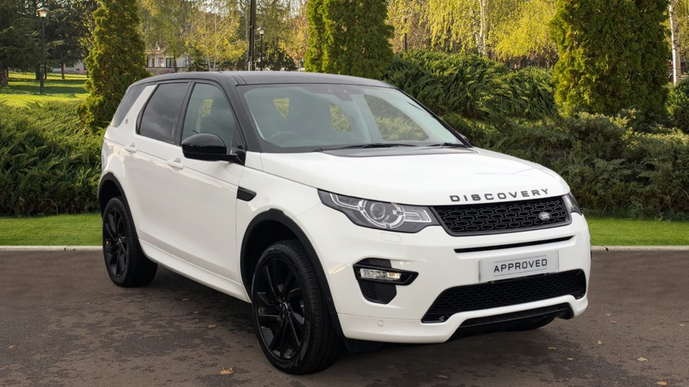 Land Rover Discovery Sport 2.0 TD4 180 HSE Dynamic Lux 5dr Diesel Automatic 4x4 (2018)
