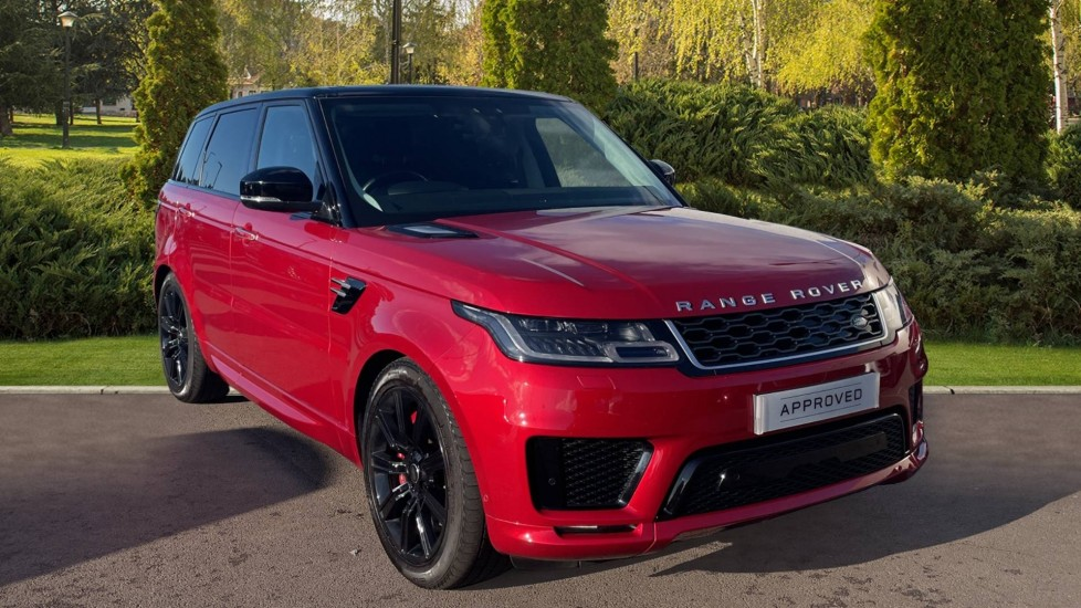 Land Rover Range Rover Sport 2.0 P400e Autobiography Dynamic Meridian Surround Sound System Sliding panoramic roof Petrol/Electric Automatic 5 door 4x4