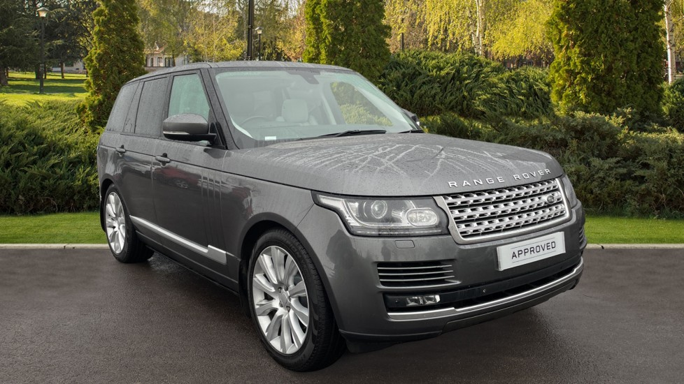 Land Rover Range Rover 3.0 TDV6 Vogue 4dr Diesel Automatic 5 door Estate (2016)
