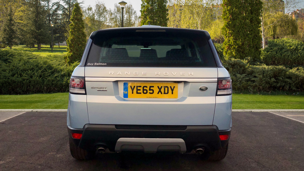 Land Rover Range Rover Sport 3 0 SDV6 [306] HSE 5dr Diesel Automatic Estate  (2015) at Land Rover Swindon