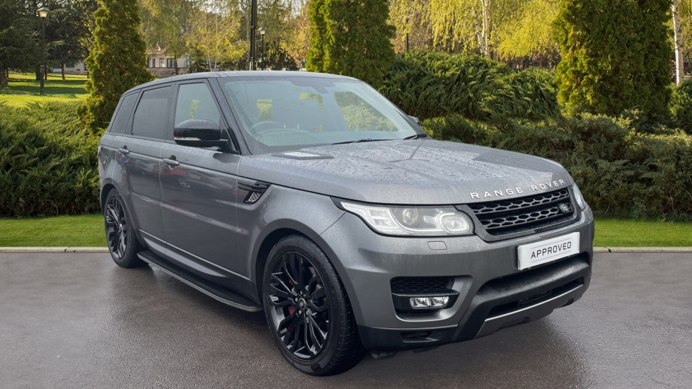 Land Rover Range Rover Sport 3.0 SDV6 [306] HSE Dynamic 5dr [7 seat] Diesel Automatic Estate