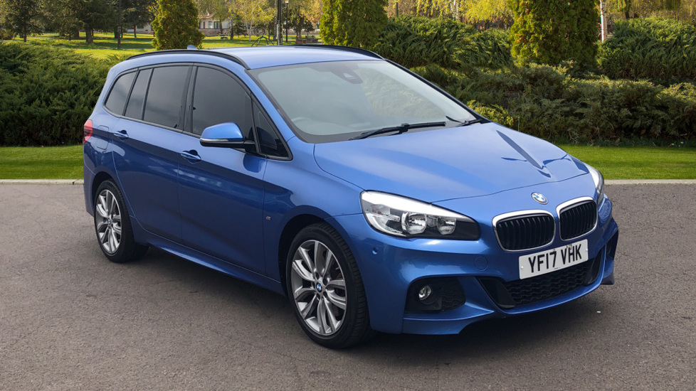 BMW 2 Series 220d M Sport 5dr Step 2.0 Diesel Automatic Estate (2017)