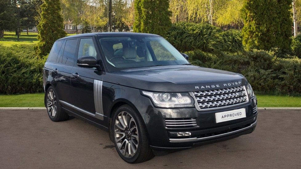 Land Rover Range Rover 3.0 TDV6 Autobiography 4dr Diesel Automatic 5 door Estate (2016)