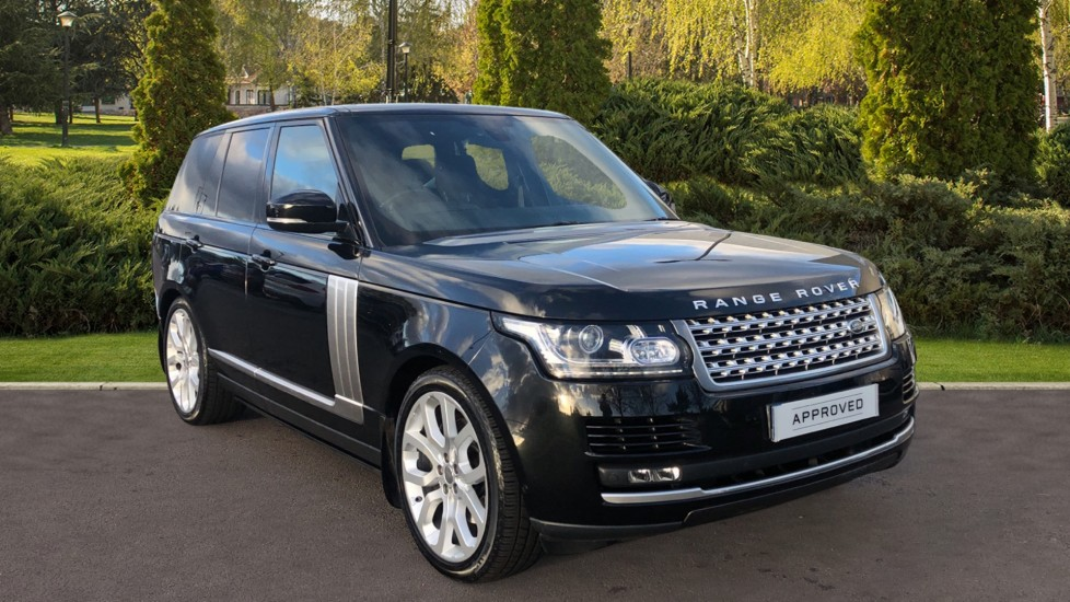 Land Rover Range Rover 4.4 SDV8 Vogue 4dr Diesel Automatic 5 door Estate (2014)