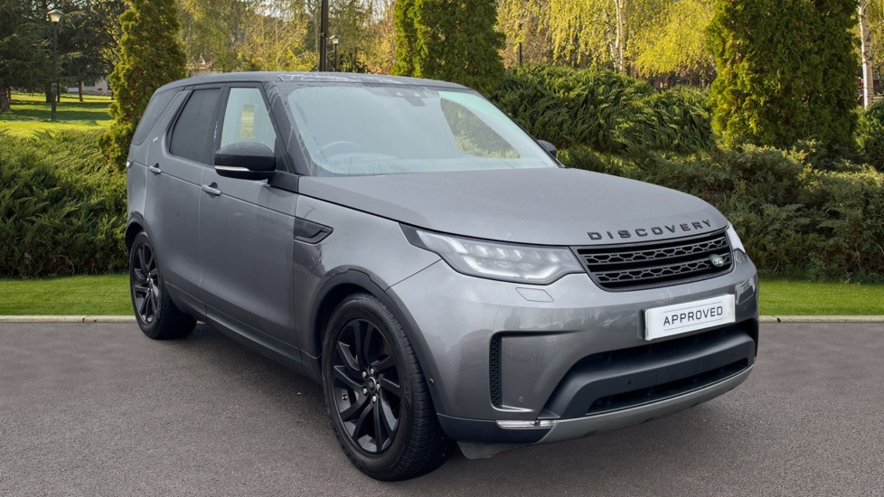 Land Rover Discovery DISCOVERY COMMERCIAL HSE SDV6 AUTO 3.0 Diesel Automatic 5 door 4x4