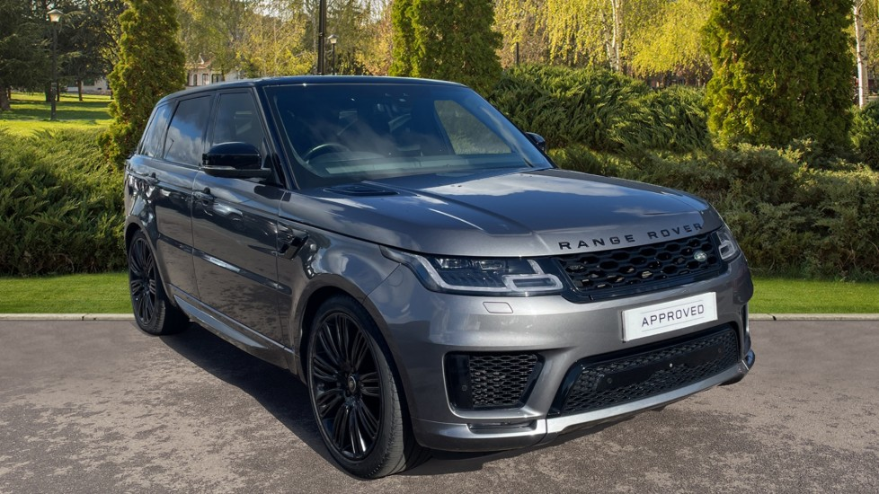 Land Rover Range Rover Sport 3.0 V6 S/C HSE Dynamic Sliding panoramic roof, 360-degree Surround Camera Automatic 5 door 4x4