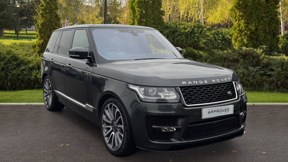Land Rover Range Rover 4.4 SDV8 Autobiography 4dr Sliding panoramic roof, 360-degree Surround Camera Diesel Automatic 5 door 4x4