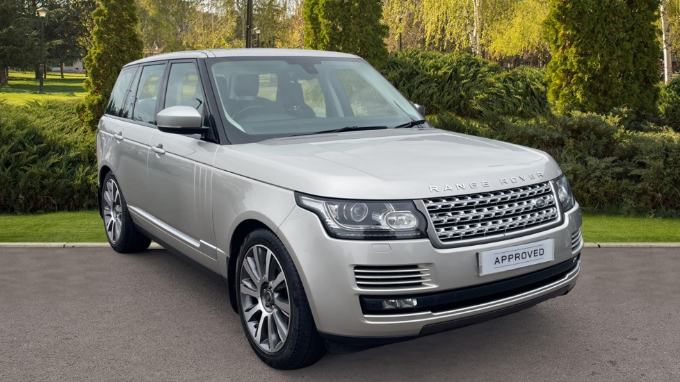 Land Rover Range Rover 3.0 TDV6 Vogue 4dr Heated steering wheel Fixed panoramic roof Diesel Automatic 5 door 4x4