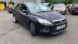 Ford Focus 1.6 Zetec Manual Petrol 5dr Hatchback