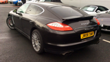 Porsche Panamera 4.8 V8 Turbo PDK Auto Petrol 4dr - 2 Owners - Full Service History - Satellite Navigation - Cruise Control - Front and Rear Parking Sensors