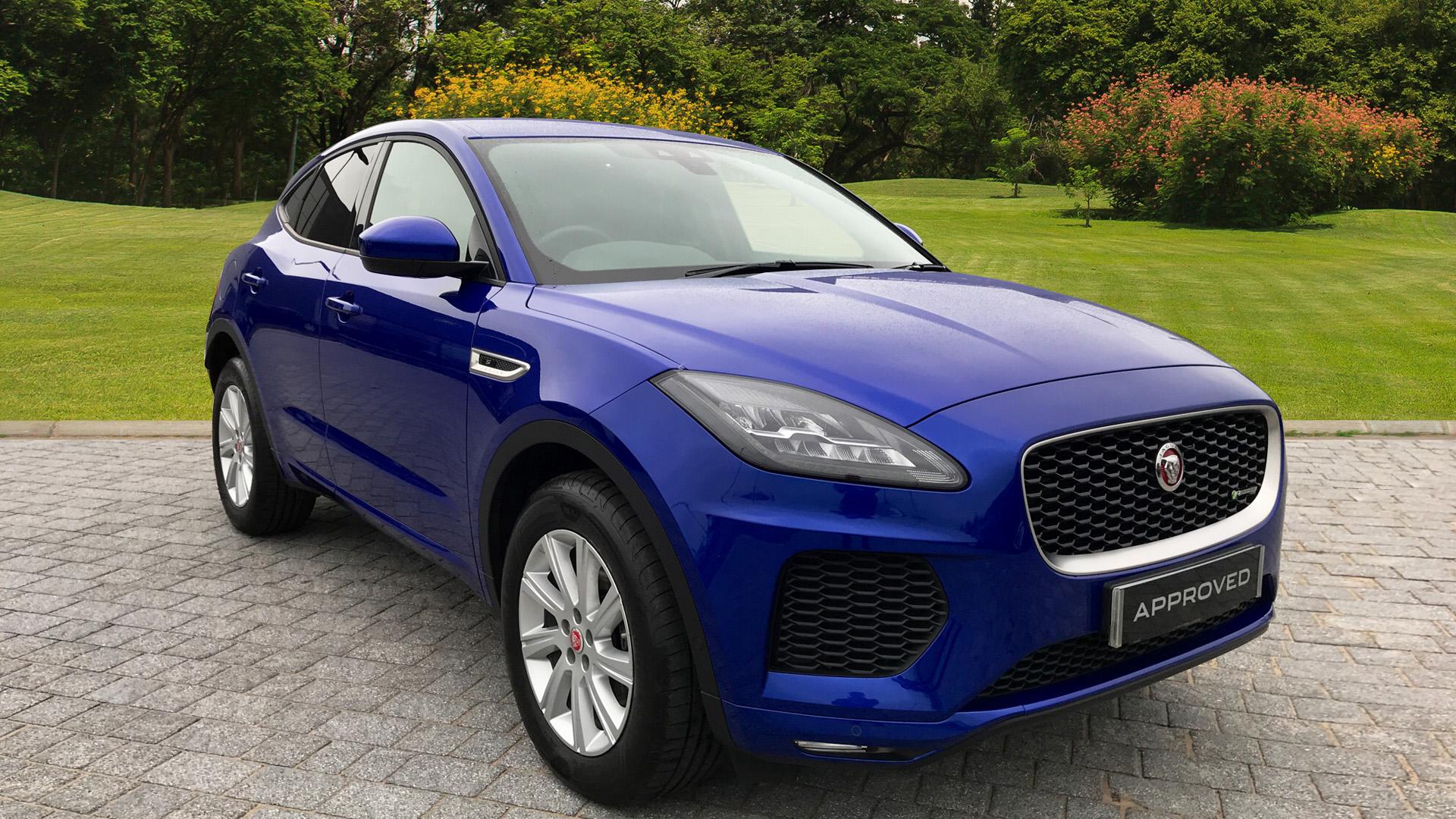 Used Jaguar E Pace 2 0D [180] R Dynamic S 5Dr Auto Diesel Estate for