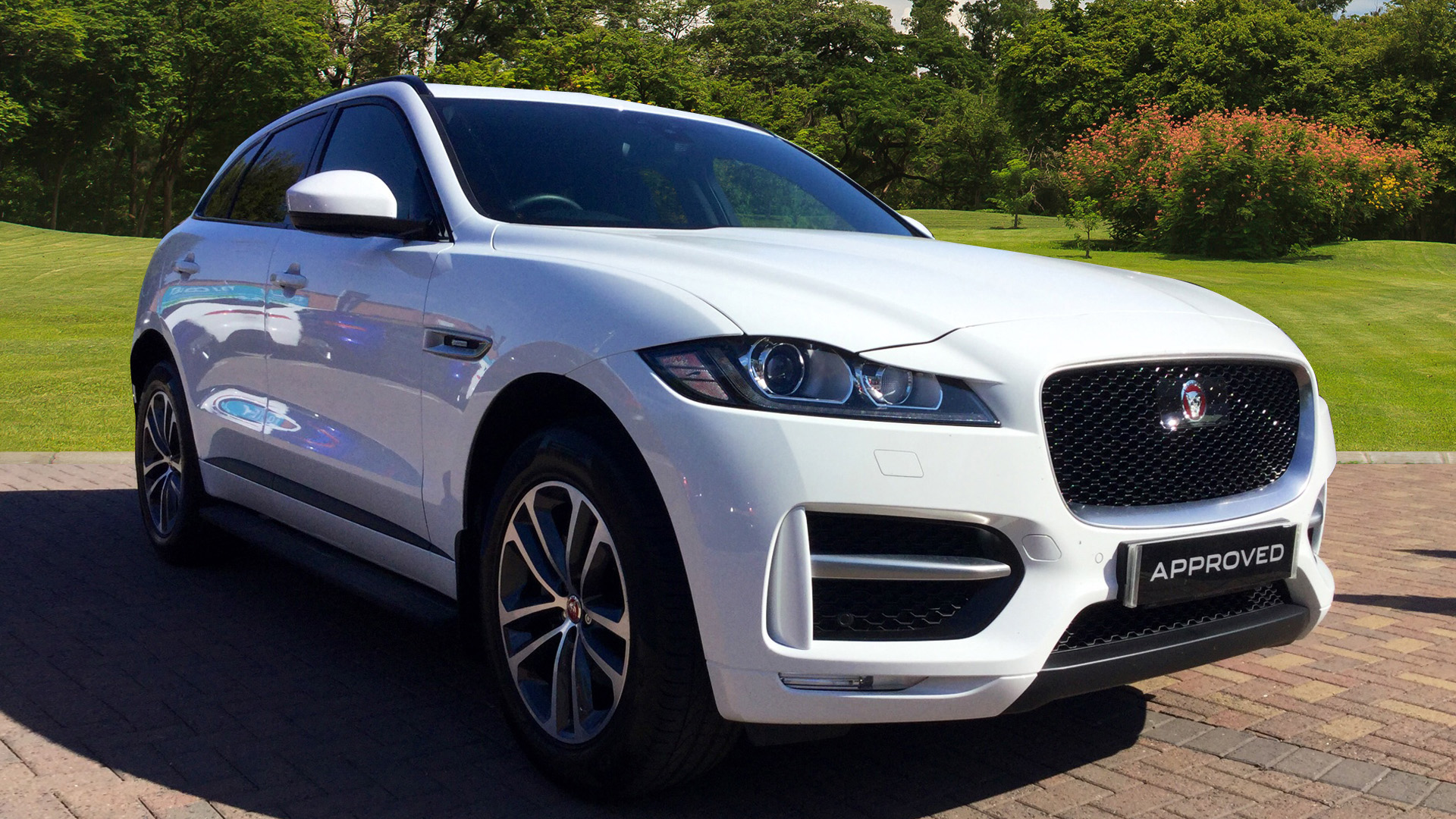 Used Jaguar F Pace 2 0D R Sport 5Dr Auto Awd Diesel Estate for Sale