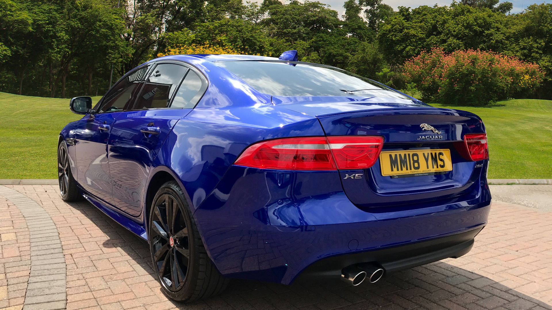 Used Jaguar XE 2 0D [180] R Sport 4Dr Auto Diesel Saloon for Sale