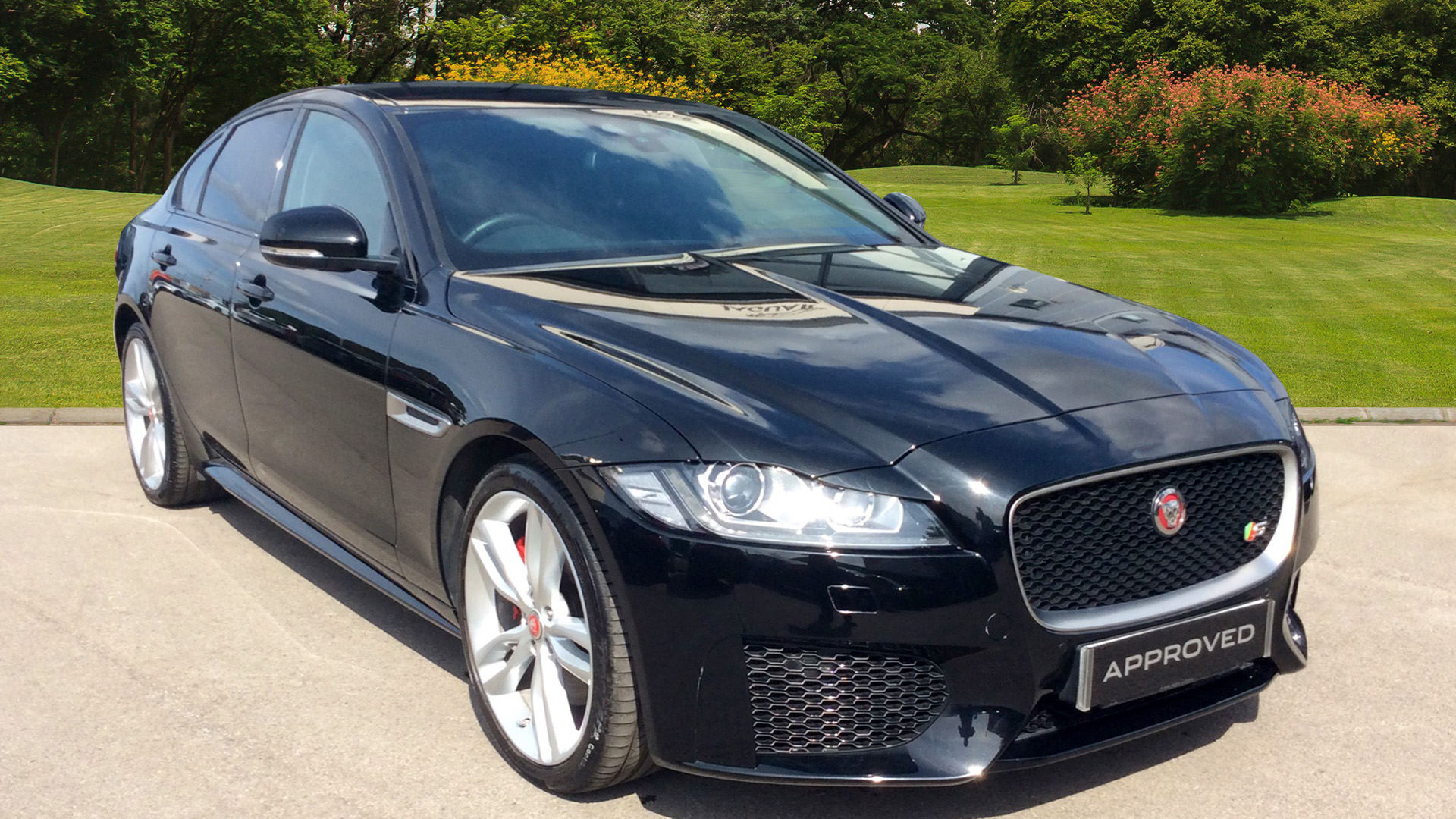 Used Jaguar XF 3 0D V6 S 4Dr Auto Diesel Saloon for Sale