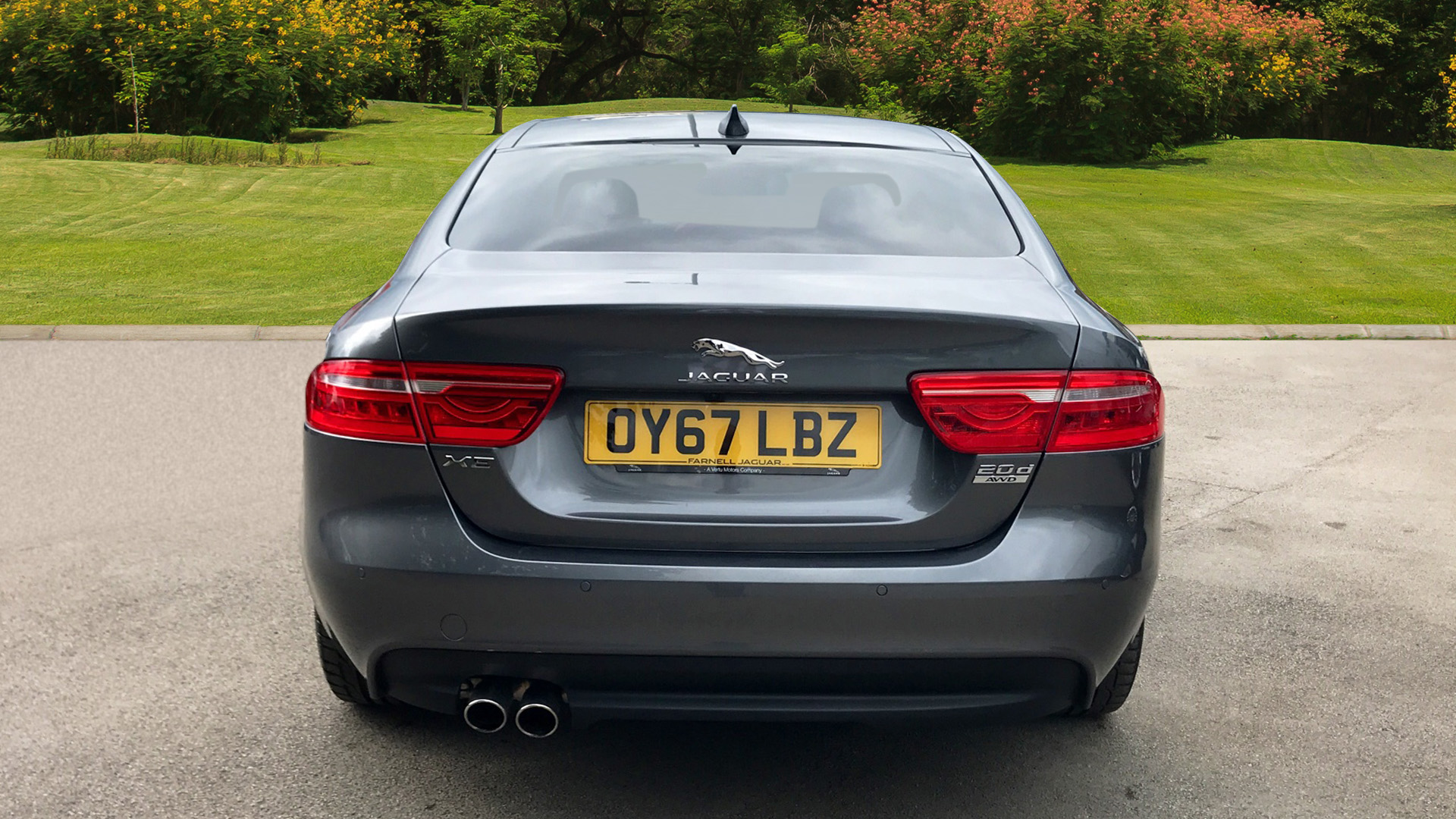 Used Jaguar XE 2 0D [180] Portfolio 4Dr Auto Awd Diesel Saloon for