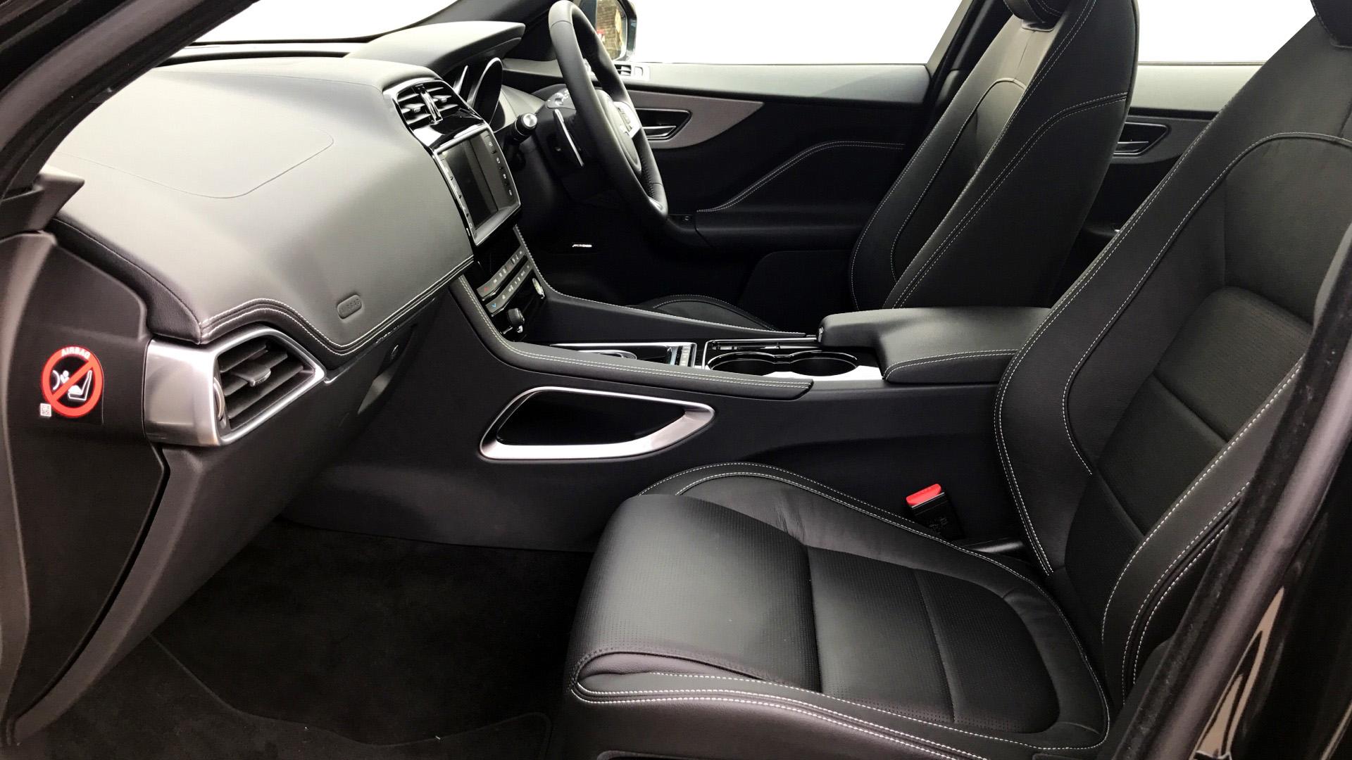 Used Jaguar F Pace 3 0D V6 S 5Dr Auto Awd Diesel Estate for Sale