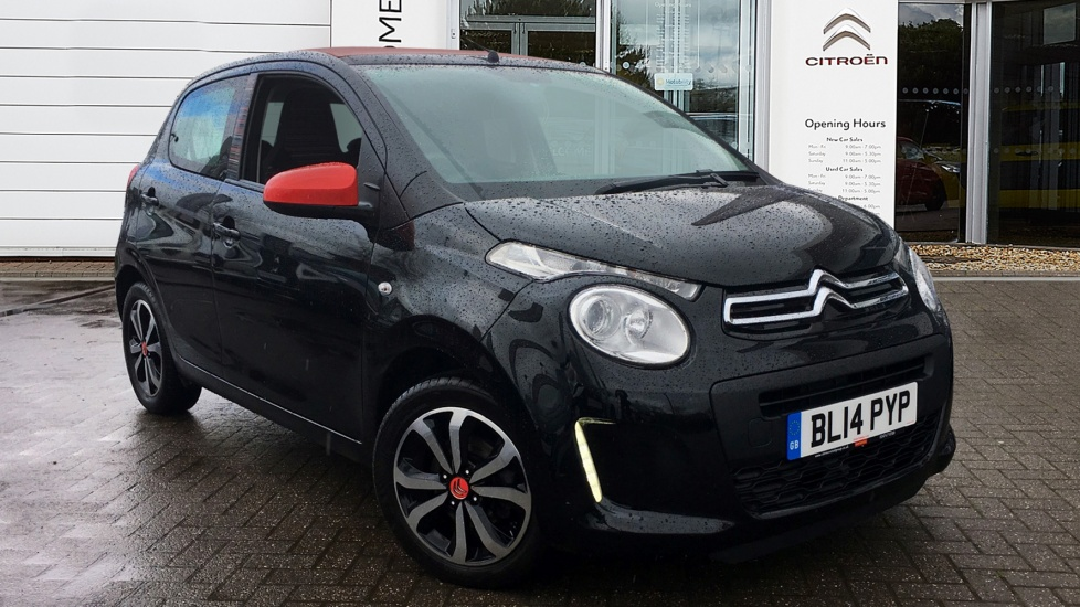 Used Citroen C1 Convertible 1.0 VTi Feel Edition Airscape 5dr