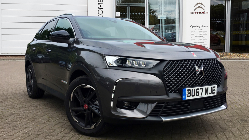 Used DS 7 CROSSBACK SUV 2.0 BlueHDi Performance Line EAT8 5dr