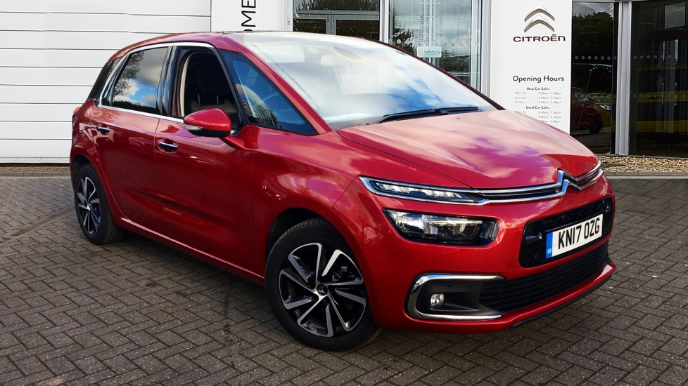 Used Citroen C4 PICASSO MPV 1.6 BlueHDi Flair 5dr (start/stop)