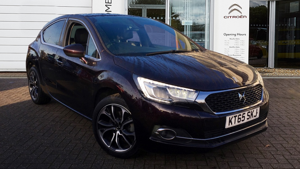 Used DS 4 Hatchback 2.0 BlueHDi Prestige 5dr (start/stop)