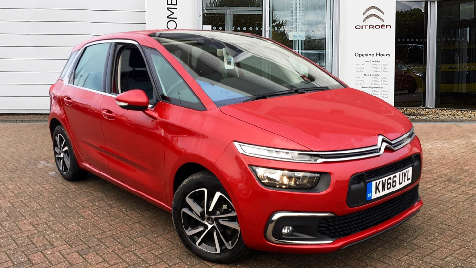Used Citroen C4 PICASSO MPV 1.6 BlueHDi Feel 5dr (start/stop)