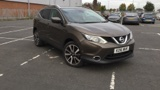 """Nissan Qashqai 1.6 dCi Tekna [Non-Panoramic] 5dr Xtronic Diesel Hatchback - 19\"""" Alloy Wheels - Satellite Navigation - Rear Parking Camera - Panoramic Roof"""