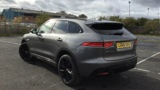 "Jaguar F-pace 3.0 Supercharged V6 S Auto AWD Petrol 5dr Estate - 2 Owners - Full Service History - 22"" Alloy wheels - Satellite Navigation - Cruise Control"