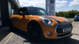 Mini Hatch 1.5 Cooper D Manual Diesel 3dr - Chili Leather and Media XL. - Volcanic Orange - Navigation