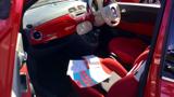Fiat 500 1.2 Lounge Manual Petrol 3dr Hatchback - 1 Owner