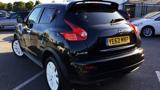 Nissan Juke1.6 Ministry of Sound Manual Petrol 5dr Hatchback - Satellite Navigation