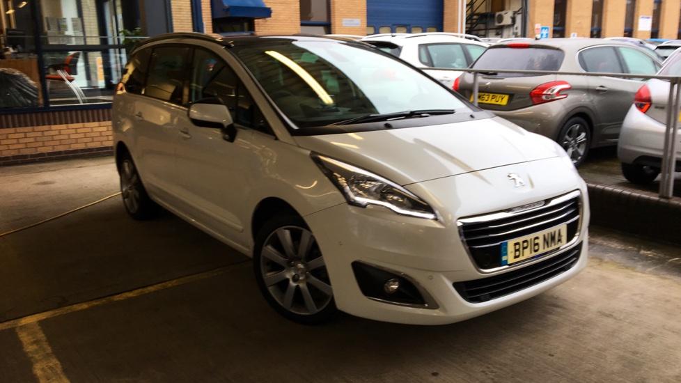 Used Peugeot 5008 MPV 1.6 BlueHDi Allure EAT6 5dr (start/stop)
