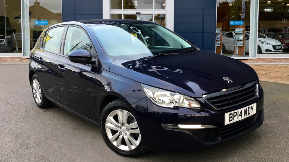 Used Peugeot 308 Hatchback 1.2 e-THP Access 5dr (start/stop)