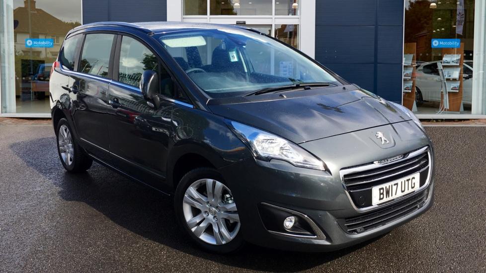 Used Peugeot 5008 MPV 1.6 BlueHDi Active EAT6 (s/s) 5dr