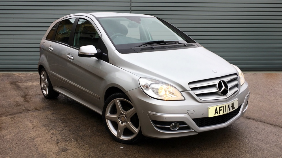 Used Mercedes-benz B CLASS Hatchback 1.5 B160 BlueEFFICIENCY Sport 5dr
