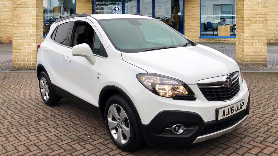 Used Vauxhall MOKKA Hatchback 1.6 CDTi ecoFLEX SE (s/s) 5dr