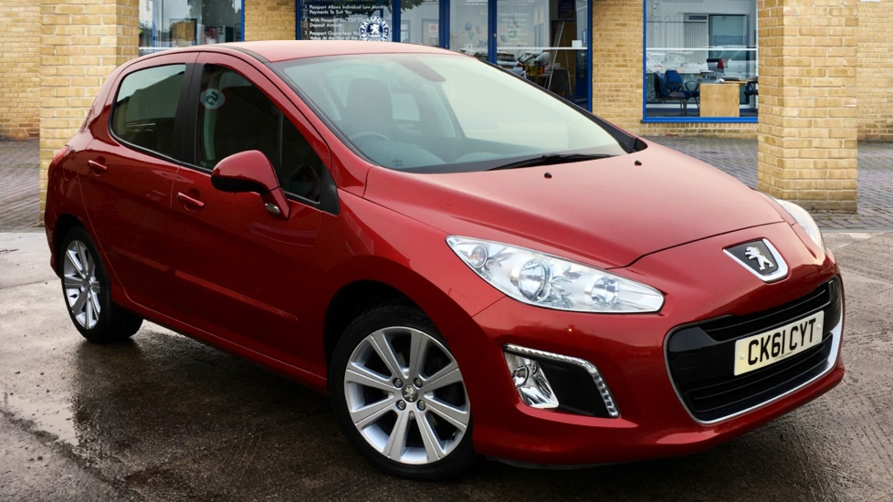 Used Peugeot 308 Hatchback 1.6 e-HDi Active EGC 5dr (start/stop)