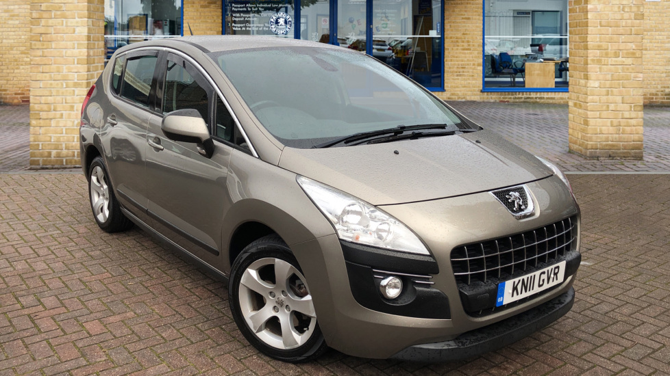 Used Peugeot 3008 SUV 2.0 HDi FAP Sport 5dr