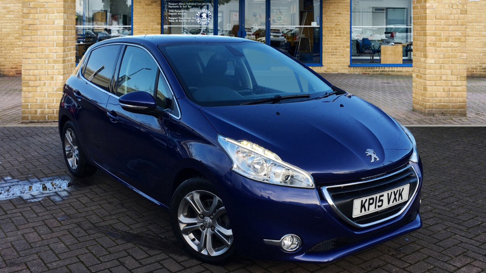 Used Peugeot 208 Hatchback 1.6 e-HDi FAP Allure (s/s) 5dr